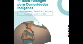 Abierta la convocatoria para la Beca de Comunidades Indígenas