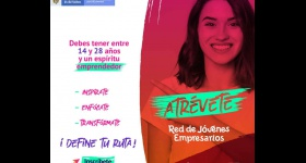 Convocatoria: Red de jóvenes empresarios