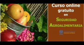 UNAM México: Curso de Seguridad Alimentaria