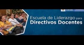 Contacto Maestro: Convocatoria a escuela de liderazgo para Directivos Docentes