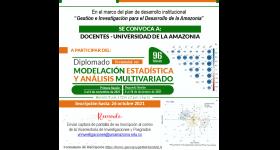 Diplomado de Modelación Estadística y Análisis Multivariado