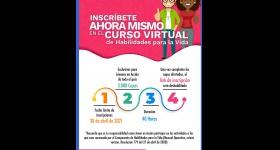Inicio Curso Virtual HpV 2021 - Inscripciones 4ta cohorte