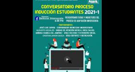 Conversatorio Jornadas de Inducción 2021 -I