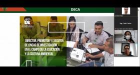 Visita de Pares para la renovación de registro calificado del Doctorado en Educación y Cultura Ambiental