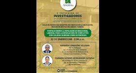 Ciclo de ponencias del énfasis en Educación Básica y Media