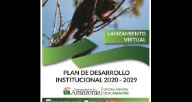 Lanzamiento oficial del Plan de Desarrollo Institucional 2020-2029