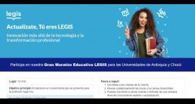 Maratón Educativa LEGIS
