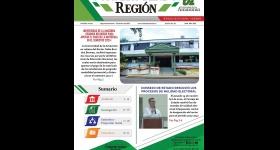 Periódico Institucional Construyendo Región - Diciembre