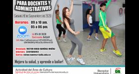 Jornadas de Rumba-terapia Bienestar Universitario