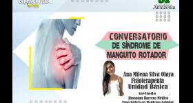 Conversatorio Síndrome de Manguito rotador - Bienestar en Casa