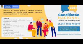 Jornada de Conciliatón 2021