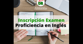 Examen de Proficiencia en Inglés