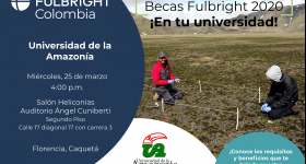 Becas Fulbright 2020