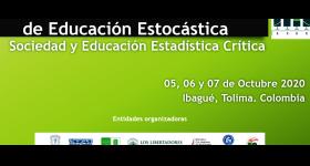 4 Encuentro Colombiano de Educación Estocástica Sociedad y Educación Estadística Crítica