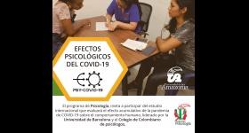 Invitación especial a participar del estudio internacional que evaluará el efecto acumulativo de la pandemia COVID-19 sobre el comportamiento humano