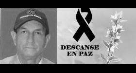 La Universidad de la Amazonia, lamenta el fallecimiento del compañero Gustavo Gallego Ruiz