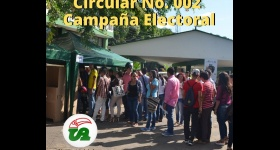 Circular No. 002 de 2020 - Campaña Electoral
