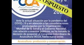 Congreso Colombiano de Acuicultura