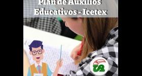 Plan de Auxilios Educativos por parte del Icetex frente a la pandemia del COVID-19
