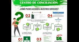 Plataforma virtual de servicios - Consultorio Jurídico y Centro de Conciliación de la Universidad de la Amazonia
