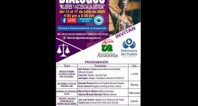 Diálogos: Mujeres y Acceso a la Justicia
