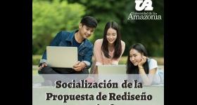 Socialización Propuesta de Rediseño Curricular - Maestría en Ciencias de la Educación
