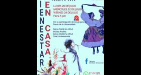 Homenaje a las Fiestas San Pedrinas 2020 - Bienestar Universitario