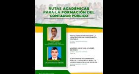 Rutas académicas para la formación del Contador Público