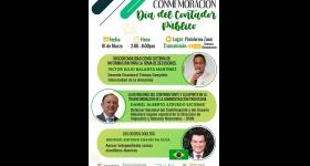 Conmemoración Día del Contador Público