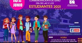 Conmemoración Virtual del  Día del Estudiante Universitario 2021