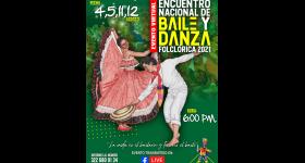 Encuentro Nacional de Baile y Danza Folclórica 2021