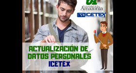 Actualización de información - Icetex