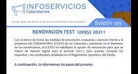 Renovación Fest Icetex