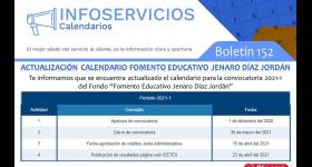 Infoservicio - Fomento Educativo