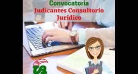 Convocatoria Judicantes - Consultorio Jurídico