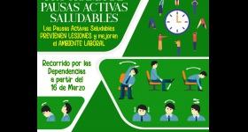 Programa de Pausas Activas Saludables