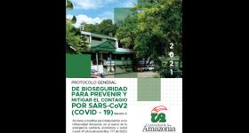 Protocolo General de Bioseguridad